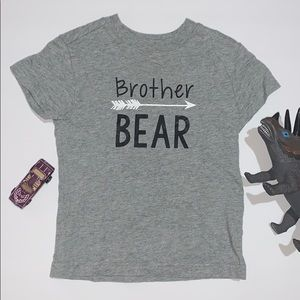 The Children's Place brother bear shirt